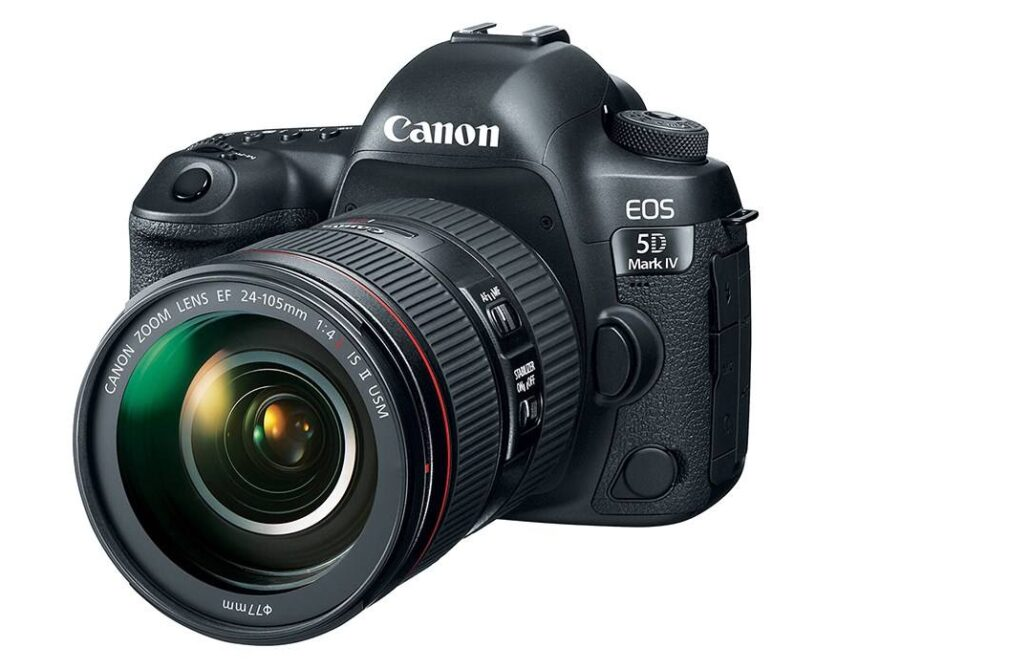 دوربینهای عکاسی 4k