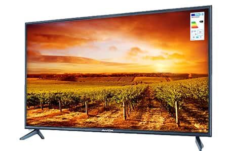 تلویزیون ال ای دی هوشمند آوکس مدل AT4319FS سایز 43 اینچ