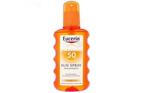 اسپری ضد آفتاب اوسرین Sun Protection SPF50 حجم 200 میلیلیتر