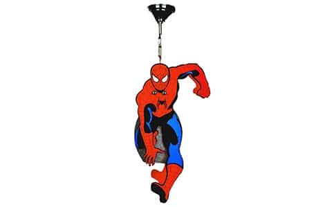 لوستر کودک طرح مرد عنکبوتی کد W16