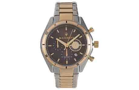 ساعت مچی عقربهای مردانه مازراتی مدل R8873624001