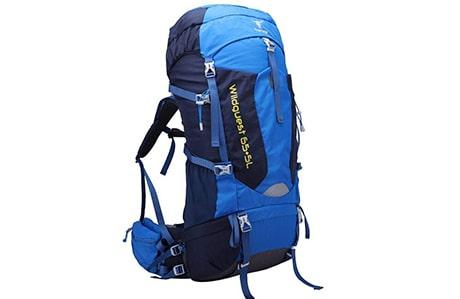 کولهپشتی کوهنوردی 65 لیتری پکینیو مدل wildguest