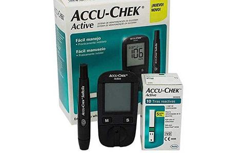 دستگاه تست قند خون آکیو چک مدل Active