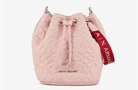 کیف دوشی زنانه آرمانی اکسچنج مدل 9421549A071-00471