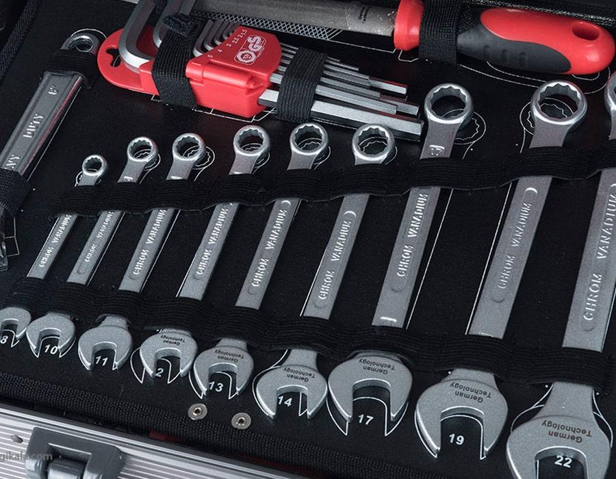 10 نوع از بهترین مجموعه ابزار کاربری برای مصارف مختلف