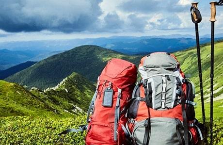 ویژگیهای اضافی کوله پشتی پیادهروی و کوهنوردی که ممکن است لازم نباشند