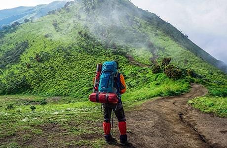 کوله پشتی پیادهروی و کوهنوردی