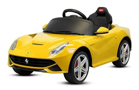 ماشین بازی سواری راستار مدل Ferrari F12