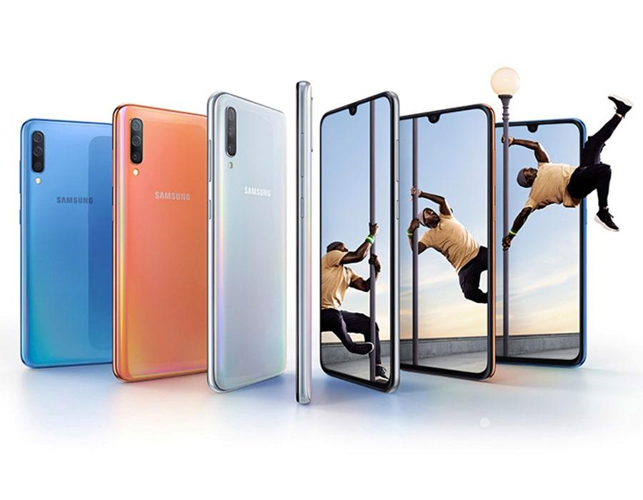 معرفی مدلهای مختلف گوشی موبایل سامسونگ سری A