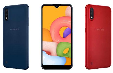 گوشی موبایل سامسونگ مدل Galaxy A01 SM-A015F/DS