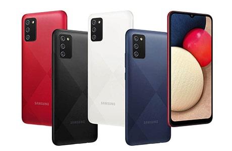گوشی موبایل سامسونگ مدل Galaxy A02s SM-A025F/DS