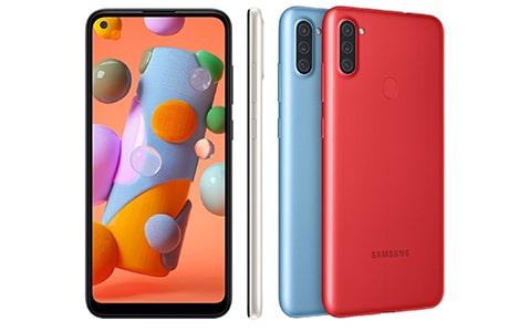 گوشی موبایل سامسونگ مدل Galaxy A11 SM-A115F/DS