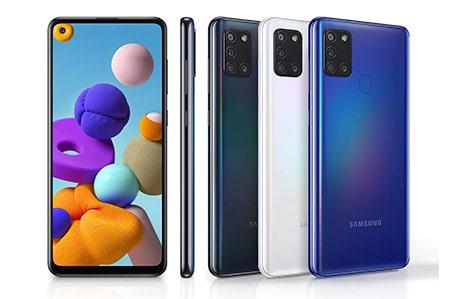 گوشی موبایل سامسونگ مدل Galaxy A21s A217F/DS