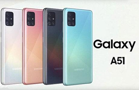 گوشی موبایل سامسونگ مدل Galaxy A51 SM-A515F/DSN