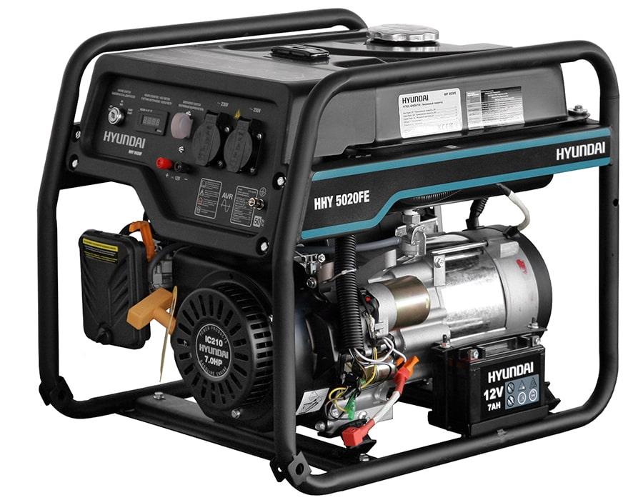 10 نوع موتور برق با استارت الکتریکی و سوخت بنزین و گازوئیل