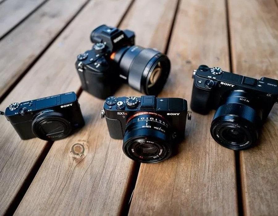 مارکهای مختلف دوربین دیجیتال عکاسی