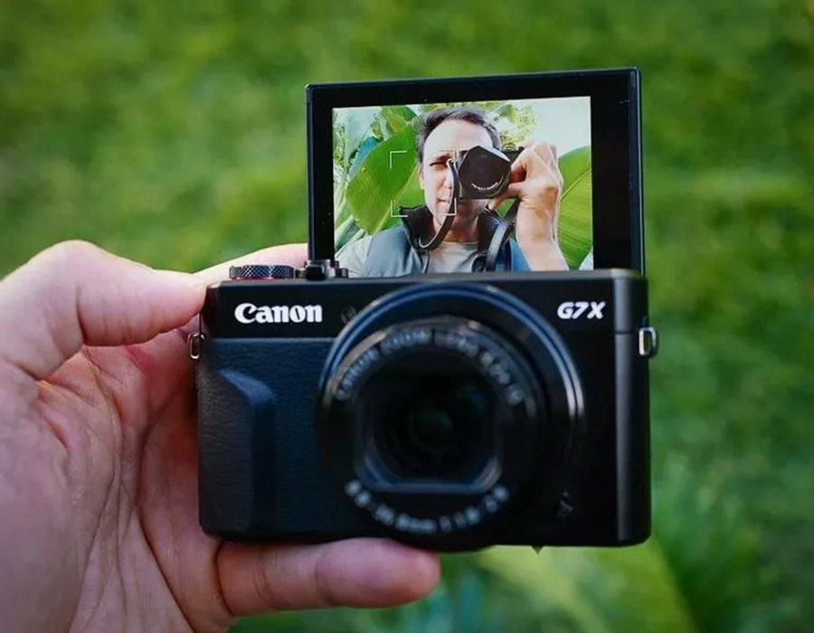 عملکرد ضبط ویدئو دوربین دیجیتال عکاسی