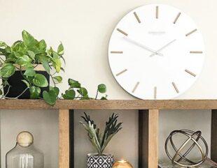 چگونه میتوان ساعت دیواری مناسب برای خانه انتخاب کرد