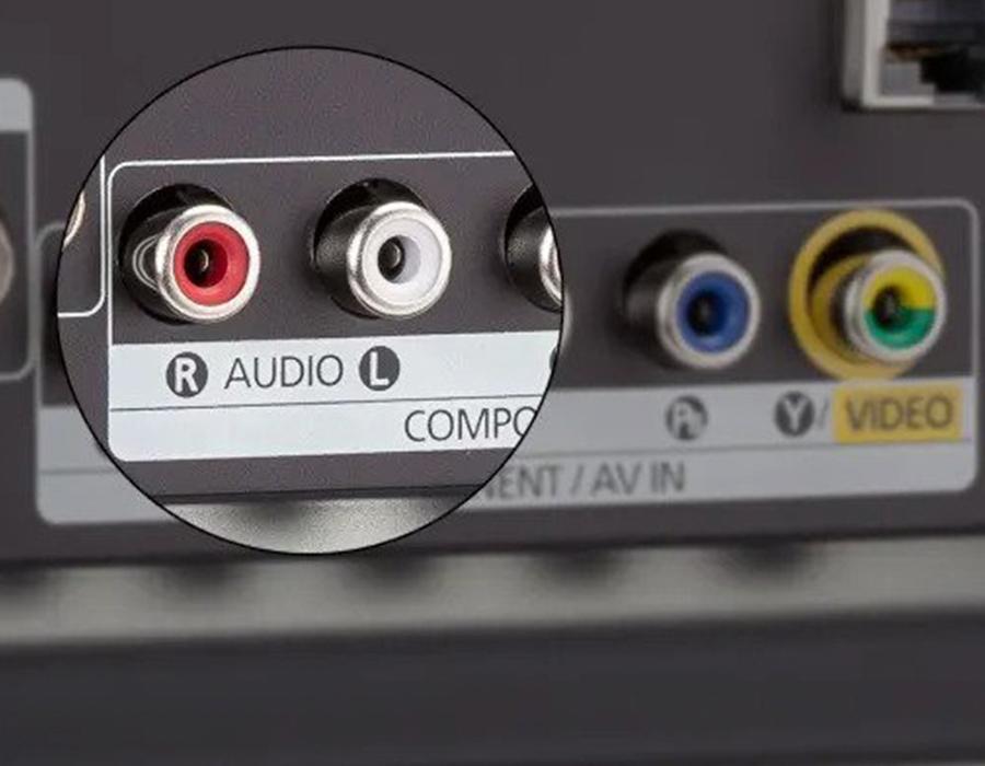 جکهای صوتی RCA
