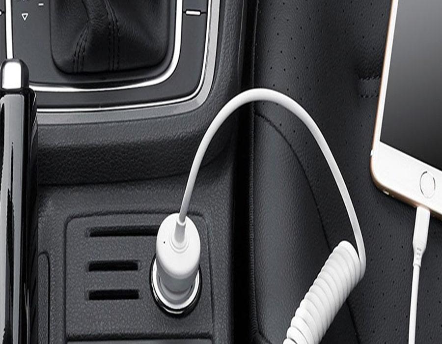 مزایای استفاده از شارژرهای اتومبیل با پورت USB