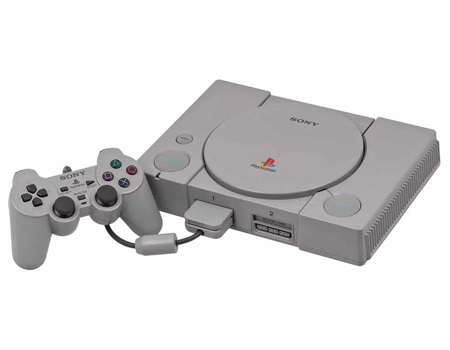 کنسول بازی پلی استیشن سونی (1994)