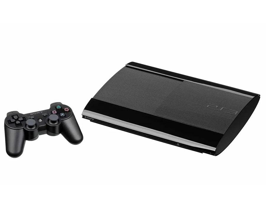 Playstation 3 Super Slim (2012)