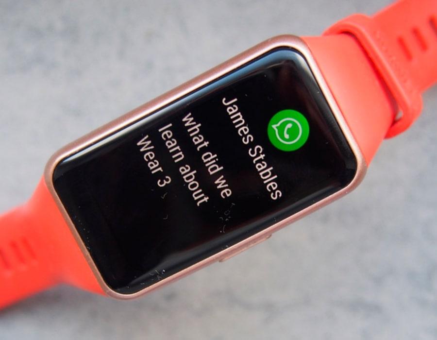 گزینههای مچبند هوشمند هوآوی مدل Band 6