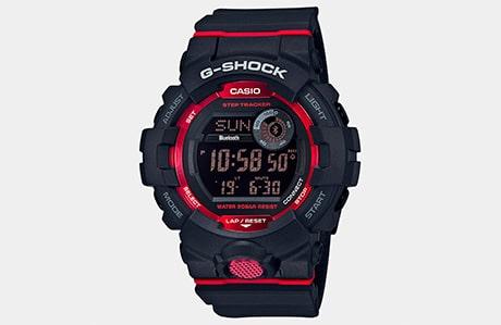 ساعت مچی دیجیتالی کاسیو مدل GBD-800-1DR