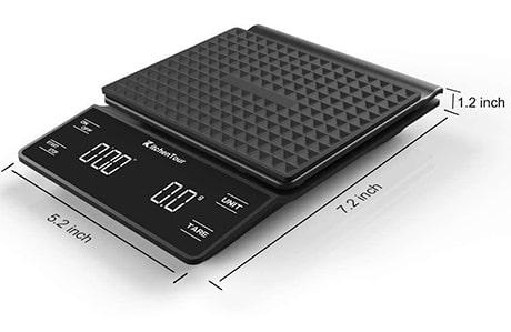 ترازوی آشپزخانه مدل EK6002