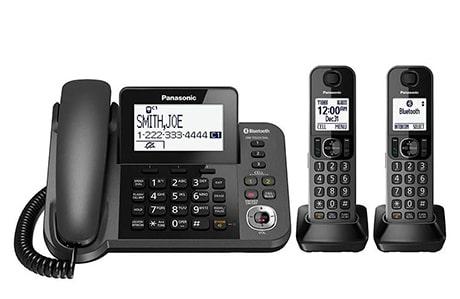تلفن بیسیم پاناسونیک مدل KX-TGF322JX