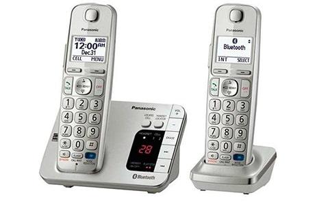 تلفن پاناسونیک مدل KX_TGE 262