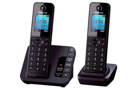 تلفن پاناسونیک مدل kx-tgh222c